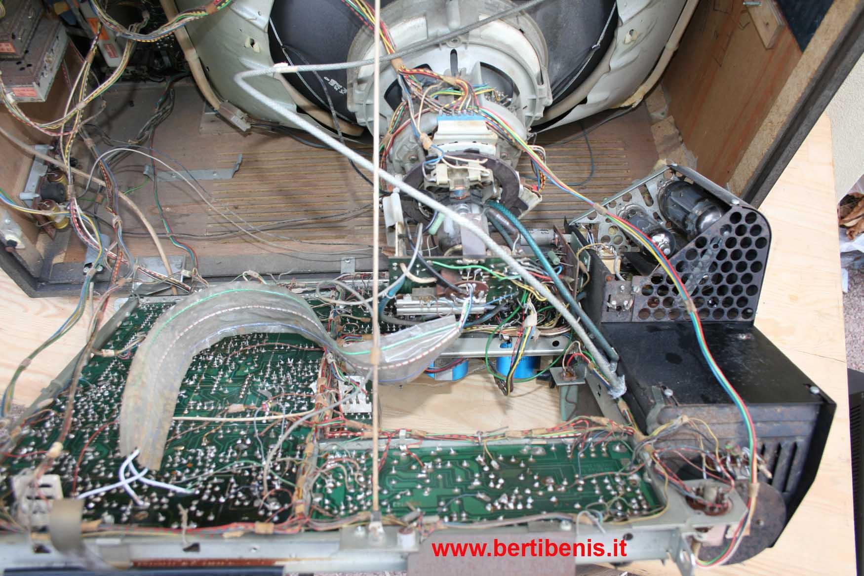 Tv Philips X26k141 58 Telaio K7